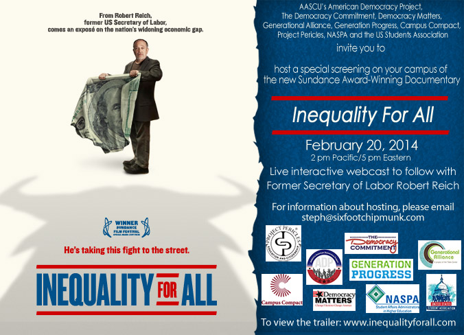 Inequality for All image