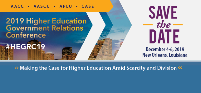 American Association of State Colleges and Universities