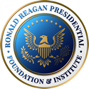 Reagan Foundation logo