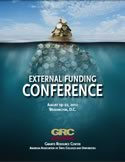 GRC External Funding Conference 2012