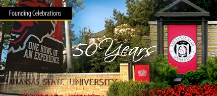 Arkansas State University - Celebrations home