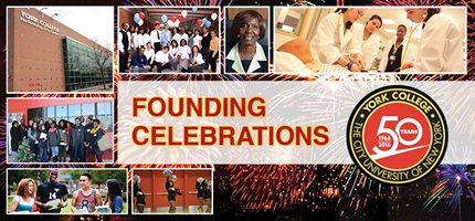 York College - Founding Celebrations home