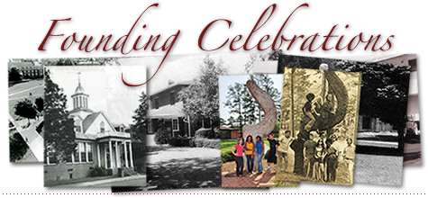 Founding Celebrations - landing  image