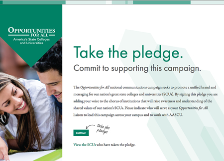 Opps4All - Take the Pledge graphic